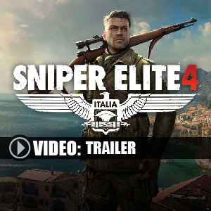 Sniper Elite 4 Trailer Video