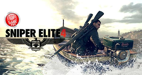 Sniper Elite 4 Trophy List Cover