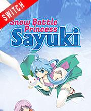 Snow Battle Princess Sayuki