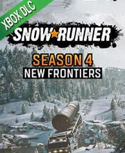 SnowRunner Season 4 New Frontiers
