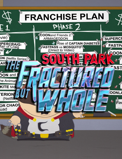 South Park The Fractured But Whole Release Date Finally Confirmed!