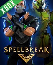 Spellbreak Magus Pack