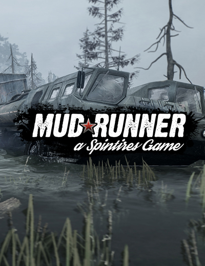 First Spintires MudRunner Gameplay Video Unveiled