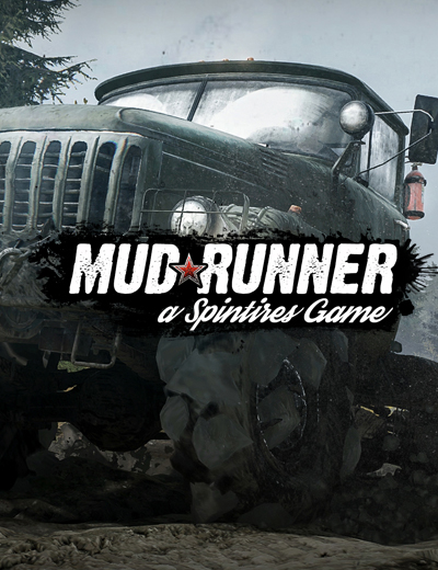 Spintires is Back with Spintires MudRunner!
