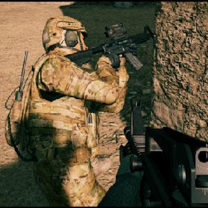 Squad M203 Grenade Launcher