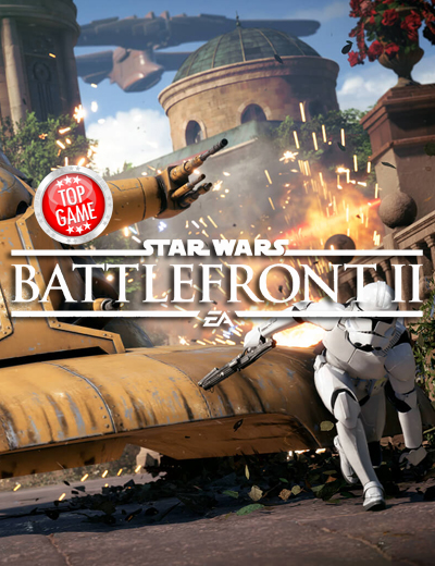 Star Wars Battlefront 2 Multiplayer Beta Comes in October!