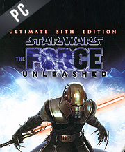 Star Wars The Force Unleashed Ultimate Sith