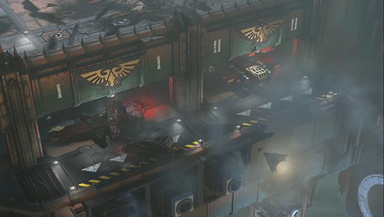 Dawn Of War 3 Starfort