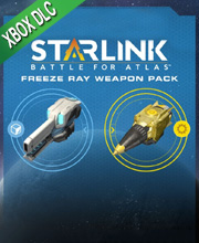 Starlink Battle for Atlas Freeze Ray Weapon Pack