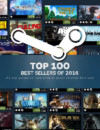 Steam's Top Selling Games of 2016 Announced!