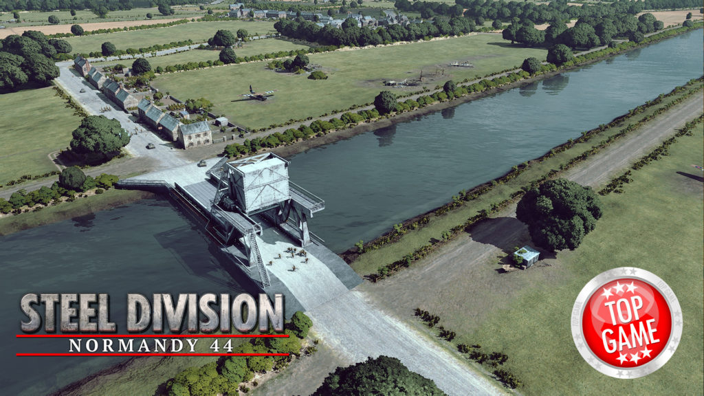 Steel Division Normandy 44 Behind The Scenes Cover