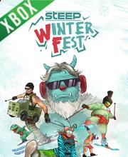 STEEP Winterfest Pack
