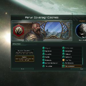 pre-scripted empire