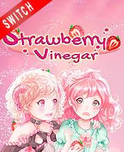 Strawberry Vinegar