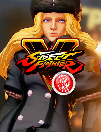 New Street Fighter 5 Character Kolin Revealed