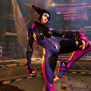 Street Fighter 5 Critical Attack