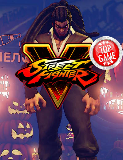 Street Fighter 5 Characters Get Halloween Costumes This October