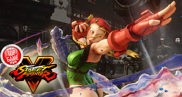 Street Fighter V To Have Support Cover