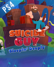 Suicide Guy Sleepin Deeply