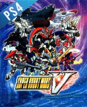 Super Robot Wars 5