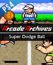 Arcade Archives Super Dodge Ball