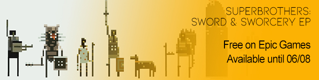 Superbrothers: Sword & Sworcery EP free to play