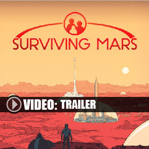 Surviving Mars Trailer Video