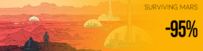 Surviving Mars CD Key Compare Prices