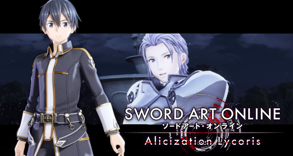 Sword Art Online Alicization Lycoris Trailer Introduces New Characters