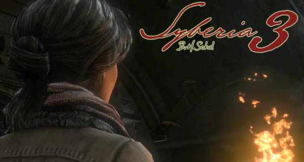 Syberia 3 Years In The Making Cover
