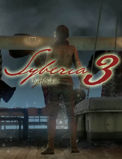 Syberia 3 Kate Walker Resembles Tomb Raider's Lara Croft Said Fans