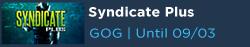 Syndicate Plus Free on GOG