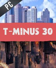 T-Minus 30
