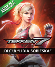 TEKKEN 7 DLC18 Lidia Sobieska