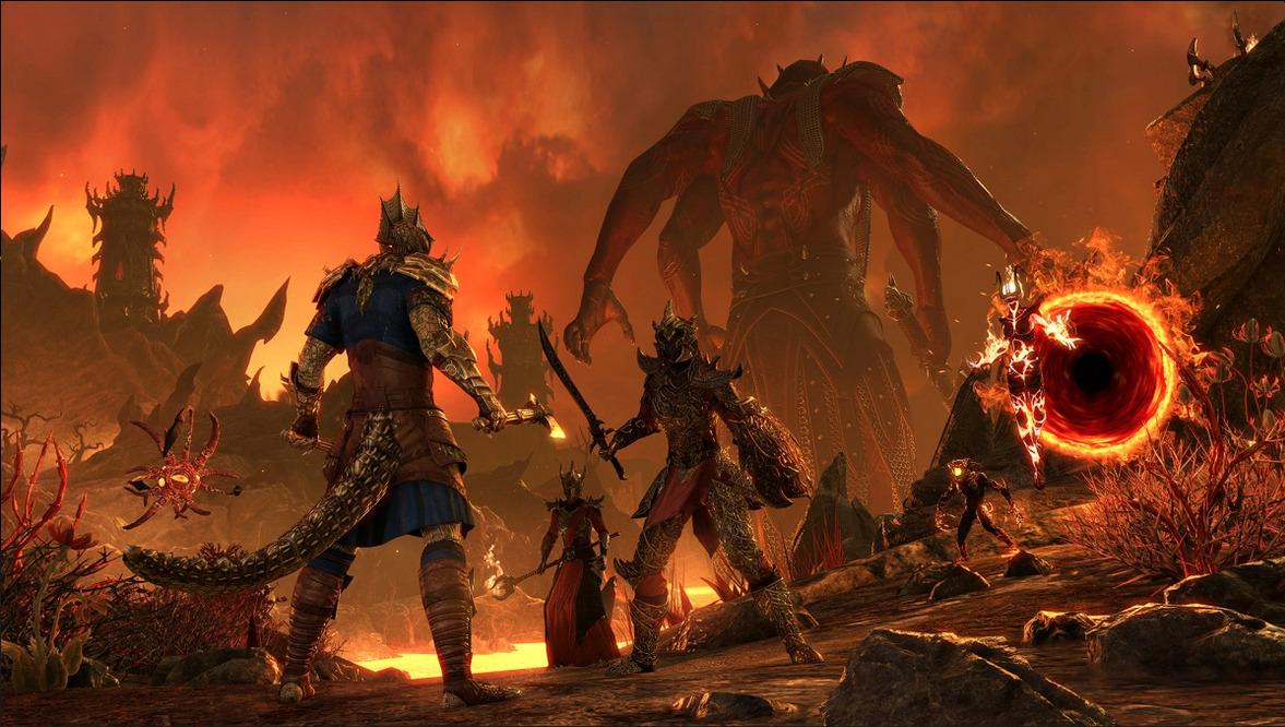 The Elderscrolls Online Chracters