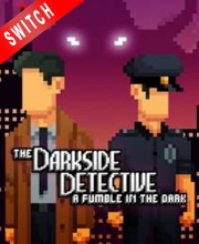 The Darkside Detective A Fumble in the Dark
