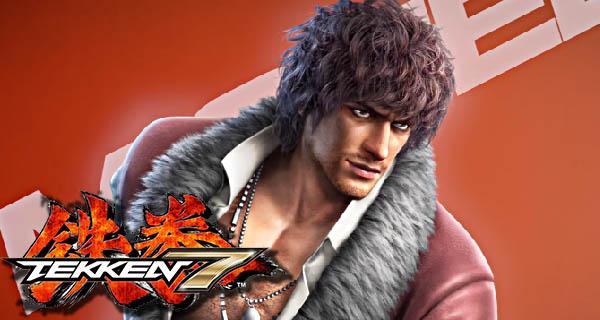 Tekken 7 Lineup Cover