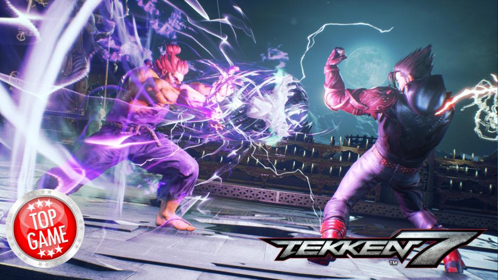 Tekken 7 Has Gone Gold Cover