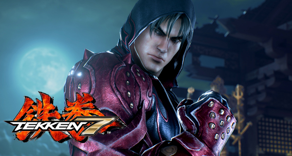 Tekken 7 Trailer Cover