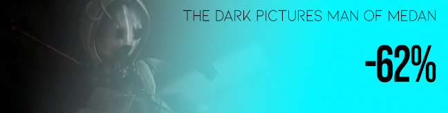 Best discount for The Dark Pictures Man of Medan CD key