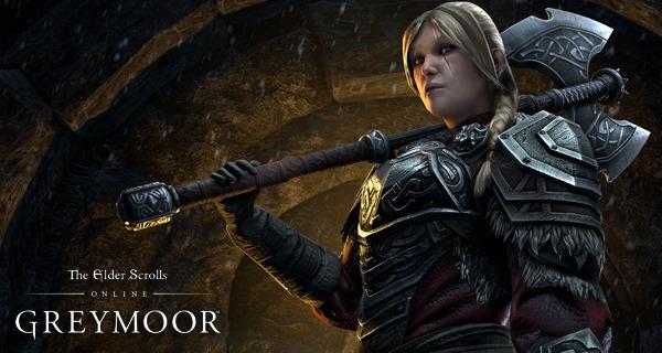 The Elder Scrolls Online Greymoor Delayed