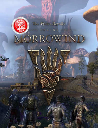 Here's 30 Minutes of The Elder Scrolls Online Morrowind Gameplay