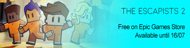 The Escapists 2 Free on Epic Games