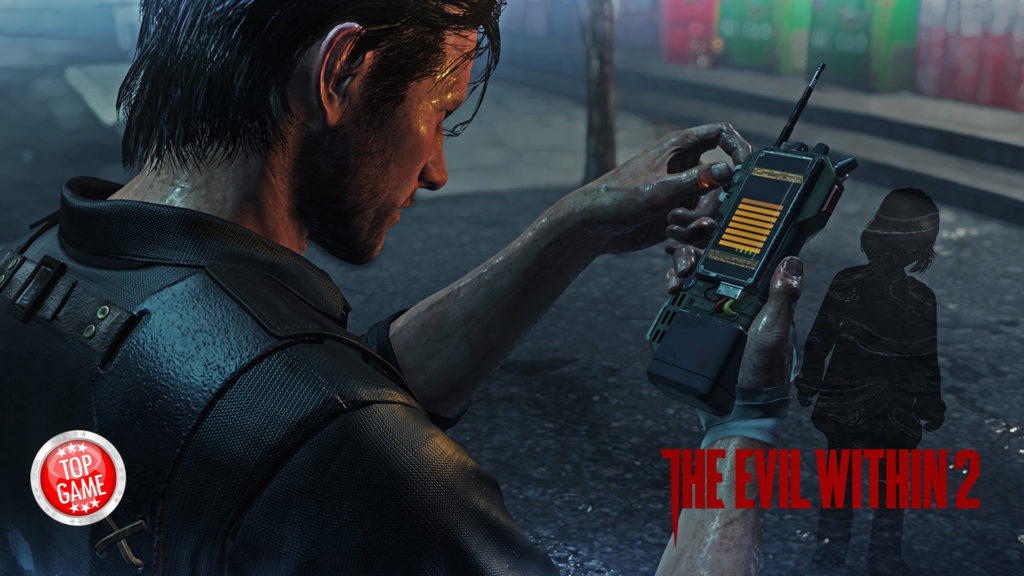 The Evil Within 2 Launch Date Cover