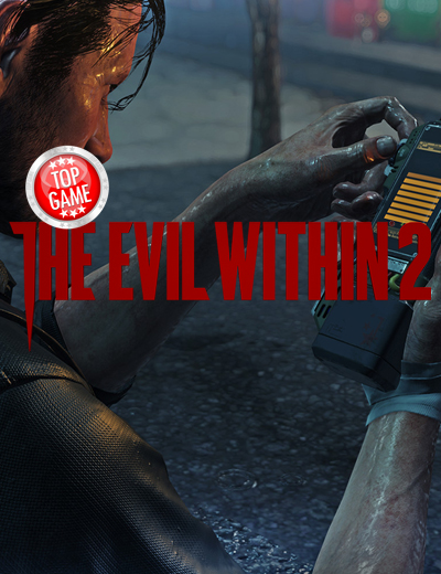 The Evil Within 2 Release Date Set on Friday the 13th in October, New Horror Trailer Released