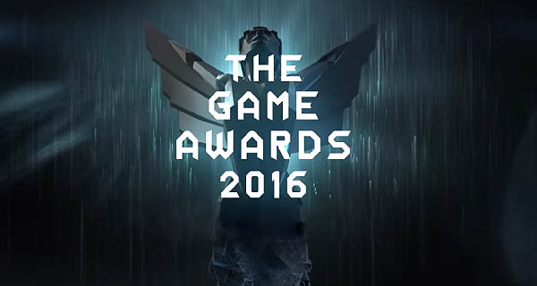 The 2016 Game Awards Cover