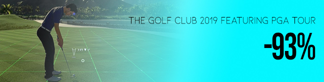 Best discount for The Golf Club 2019 featuring PGA TOUR