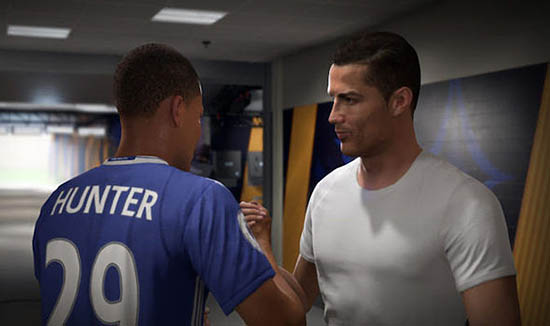FIFA 18 Demo Image