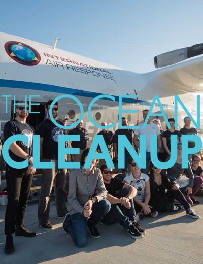 The Ocean Cleanup Donations Are Now Over 20 Million USD!