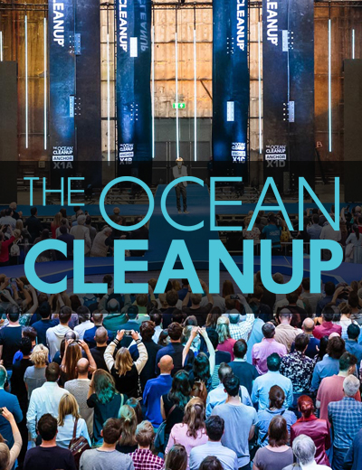 The Ocean Cleanup Update: Pacific Cleanup All Set to Start on 2018!